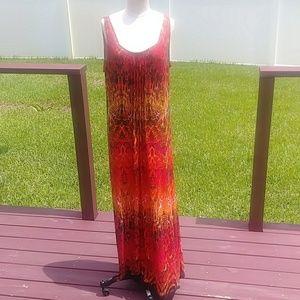 Glamour Women's sun dress.